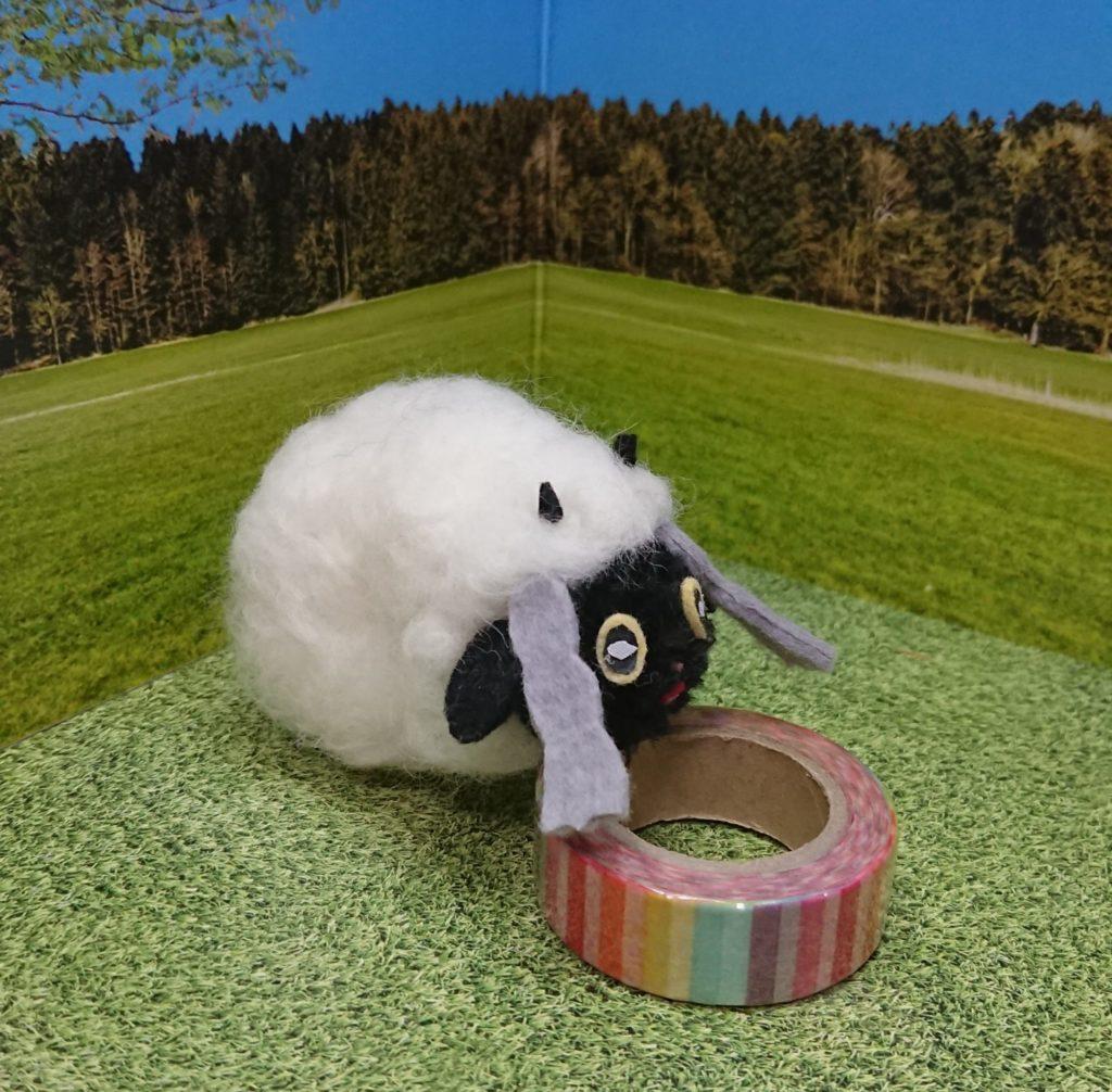 ハンドメイド 羊毛 毛糸 手作り ウールー