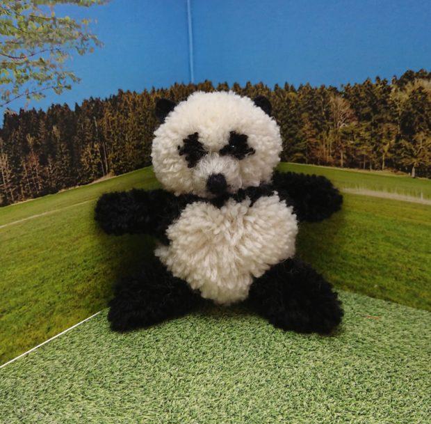 パンダ 動物ぽんぽん