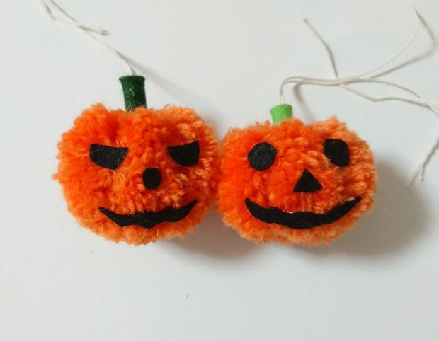 かぼちゃぽんぽん 2個
