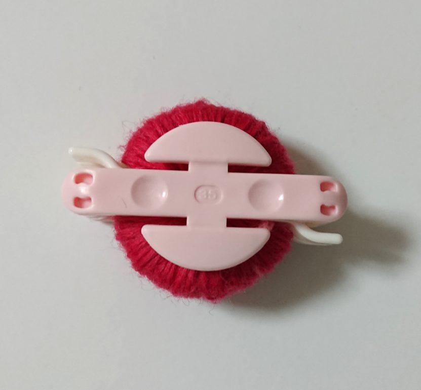 キャンディーぽんぽん 2色 ポンポンメーカー